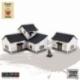 Pack de casas feudales