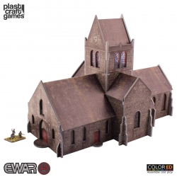 Saint-Mère-Église Church