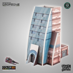 City Hotel - designed for Dropzone Commander