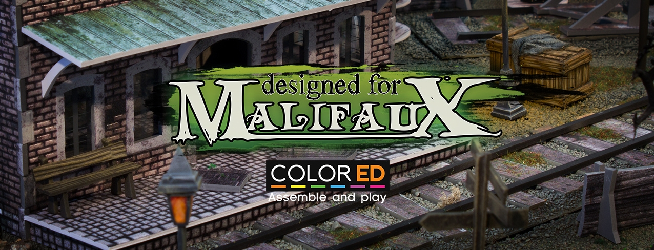 Designed for Malifaux ColorED