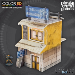 Yellow Building (Salute Pre-Order)
